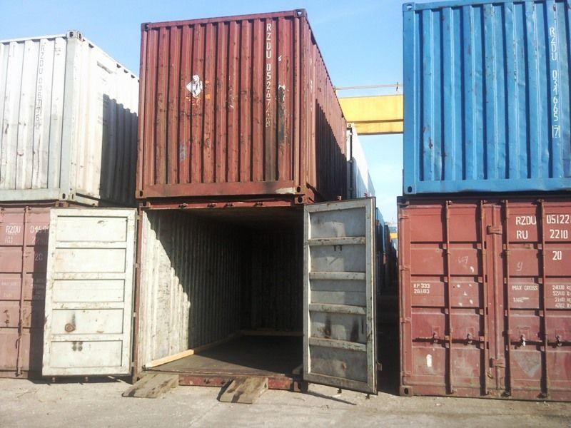 Контейнерные железнодорожные перевозки грузов из Москвы.