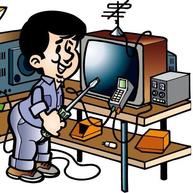 Ремонт телевизоров, мониторов, микроволновых (СВЧ) печей на дому