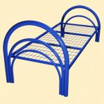 Металлические кровати высокого качества по низким ценам
