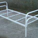 Кровати металлические для студентов, кровати для бытовок дешево