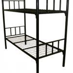 Кровати на металлокаркасе для общежития