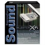Creative sound blaster x-fi xtreme audio notebook