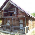 Дом под ПМЖ,130 м. в лесу,  г.Москва.Собственник. Роговское п.Калужское, Варшавское ш