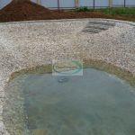 Гидроизоляция бетонного пруда. Строительство водоема на участке. Ремонт. Гарантия!