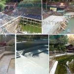 Ремонт прудов и водоемов, БАССЕЙНОВ  на Вашем участке