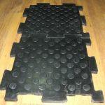 Резиновые плиты для спортивных ледовых катков и арен