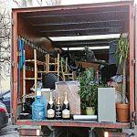 Железнодорожные перевозки домашних вещей в контейнерах из Москвы по России.